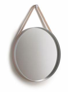 Strap Mirror by HAY #design