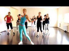 Pentatonix - Zumba whit Diana, Riga