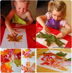 Diy For Kids Crafts For Kids Fall Crafts Halloween Crafts Creative Activities Autumn Activities Leaf Crafts Early Childhood Education Art N Craft Fall Crafts For Toddlers, Diy For Kids, Creative Activities, Autumn Activities, Kids Art Activities, Autumn Crafts, Thanksgiving Crafts, Fall Preschool, Preschool Crafts