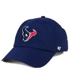 f8a3102198c  47 Brand Houston Texans Repetition Tech Clean Up Cap - Blue Adjustable.