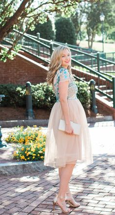 Special Occasion Dress... - Bloom Girl Blog