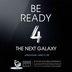 "About the upcoming Samsung GALAXY S4 there are also news today, supposedly the GALAXY S4 comes with ""Floating Touch"" and a Green PHOLED-Display"