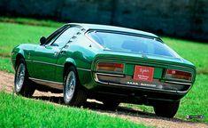 La paradoja del Alfa Romeo Montreal 1970