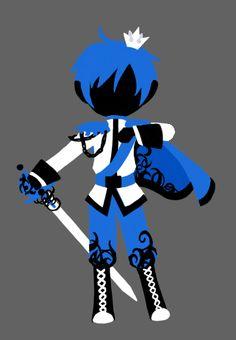 Vocaloid - Prince of Blue by Dj-Mewmew.deviantart.com on @deviantART