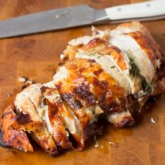 Herb roasted turkey breast for a no-stress Thanksgiving.