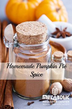Do you wish everything could taste like pumpkin pie without all of the fat and calories? Your wish is our command! Enjoy the delicious, sweet taste of pumpkin pie all year long with this homemade spice.