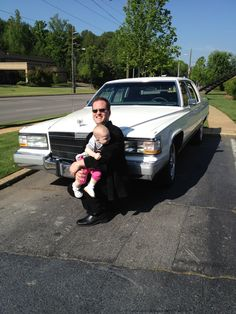 not fuel efficient: Slate's 1990 Cadillac Brougham