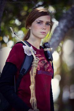 Ellie - The Last of Us