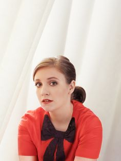 Lena Dunham, the official prettiest face of all!