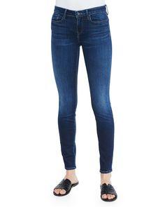 Vince Riley Skinny-Fit Denim Jeans, Men's, Size: 29