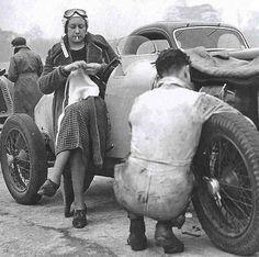 Marjorie Eccles in 1936