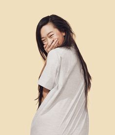 Kinfolk Issue Sixteen: The Best Medicine |   a series of portraits of people expressing themselves through laughter.