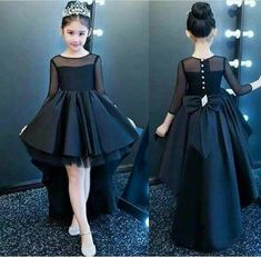 Baby Girl Kid Evening Party Dresses For Girl Wedding Princess Clothing 2017 New . - Baby Girl Kid Evening Party Dresses For Girl Wedding Princess Clothing 2017 New Solid Color Bow Moderator Dress Children Clothes Source by dybrowncreate - Baby Girl Party Dresses, Dresses Kids Girl, Baby Dress, Cute Dresses, Kids Outfits, Flower Girl Dresses, Girls Pageant Dresses, Frocks For Girls, Kids Frocks