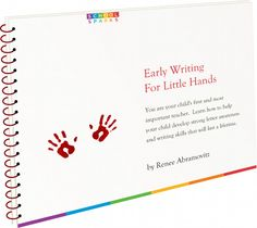 Free E-book: Early Writing For Little Hands - Pinned by @PediaStaff – Please visit http://ht.ly/63sNt for all (hundreds of) our pediatric therapy pins