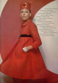 Pierre Cardin,  Design 1968