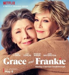 """My Road to Recovery after Divorce, The Pain. The Journey. The Joy: Exploring a new TV Show """"Grace and Frankie"""""""