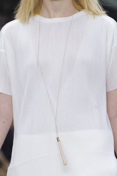 Chloé Spring 2014 - Details