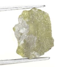 Antique 1.45 TCW  Natural Yellowish Color Rough Diamond For Jewellary