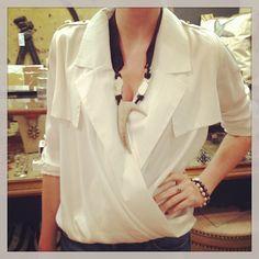 line and dot   NEW handmade line that we LOVE.  #lineanddot $99 #antler #tistheseason #lovefl #shoplocal #shopsmall #shopjuxtapose #Padgram