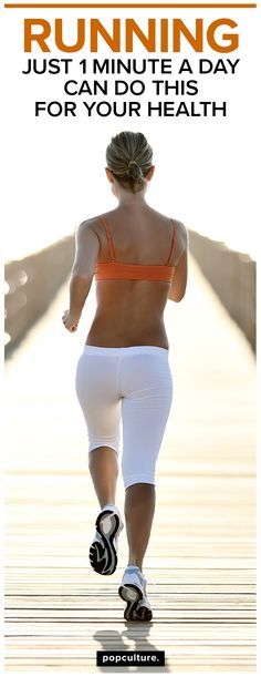 Running 1 Minute a Day | Posted by NewHowToLoseBellyFat.com