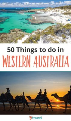 Planning a trip to Australia soon? Have a look at these 50 things to do in Western Australia. Road trip through the area and visit the most beautiful beaches, attractions and more.  From Perth to Broome, there is so much you need to know as you plan your itinerary.  Our tips will help you decide on the best places to see and activities.  #WA #WesternAustralia #AustraliaTravel #FAmilyTravel #AusTravel #yTravel #yTravelBlog