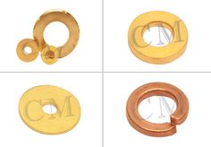 Brass Washers Copper Washers #BrassWashers #CopperWashers Copper, Brass, Washers, Washer
