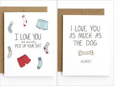 36 κάρτες του Αγίου Βαλεντίνου για ζευγάρια με χιούμορ