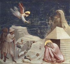 GIOTTO di Bondone- St. Joseph in Bethlehem