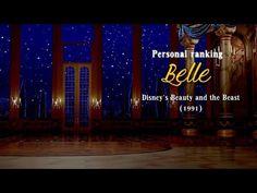 Personal Ranking : Belle - Disney's Beauty and the Beast (1991) - http://beauty.positivelifemagazine.com/personal-ranking-belle-disneys-beauty-and-the-beast-1991/ http://img.youtube.com/vi/7niM3sMRBUU/0.jpg