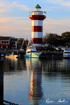 Harbour Town at Sea Pines Resort in Hilton Head Island, South Carolina