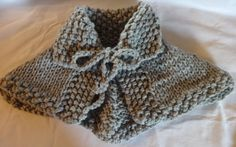 Cozy Highland Capelet by TheBrownTeapot on Etsy