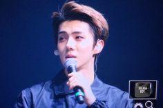 160210 The EXO'luXIon IN DALLAS #SEHUN #세훈