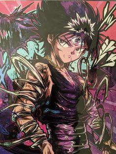 Yu Yu Hakusho Hiei, Anime, Art, Art Background, Kunst, Cartoon Movies, Anime Music, Performing Arts, Animation