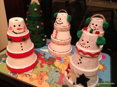 Christmas Crafts Pinterest   my kinda perfect: pinterest party! christmas flower pot ...   crafts