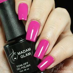 Madam Glam UV Gel 075 - Magenta
