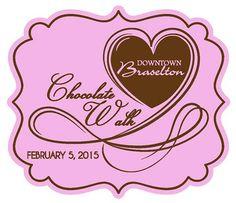 February 5, 2015: Braselton Downtown Chocolate Walk in north #Georgia