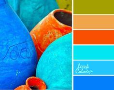 ) 's photos - 213 albums Paint Color Palettes, Paint Color Schemes, Colour Pallette, Color Combinations, Color Mixing, Color Pop, Colours That Go Together, Beachy Colors, Chameleon Color