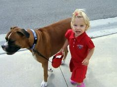 Two cuties. Hope the boxer doesn't see something and take out!!