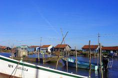 Le port de La Grève, La Tremblade, near Oléron and Royan, www.visit-poitou-charentes.com/en/Atlantic-coast