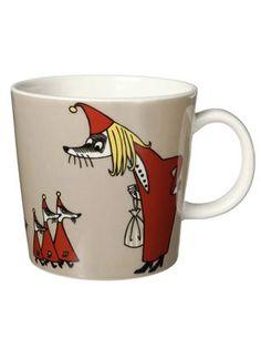 £16.95  Fillyjonk Moomin Mug