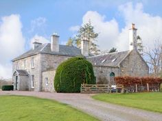 Inverallan House Grantown-on-Spey, Cairngorms National Park, Northern Highlands & Cairngorms National Park