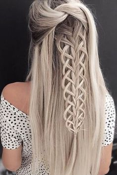 30 exquisite hairstyle ideas which will make others envy you with your beautiful looks.