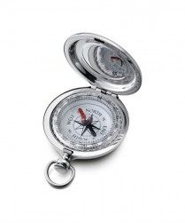 Maritime Compasses Maritime Knowledgeable Antique Sundial Two In One Compass With Magnafine Glass Best Gift Item Sophisticated Technologies
