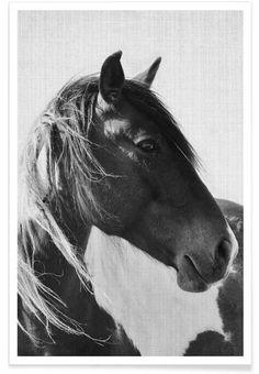 Print 181 als Premium Poster von Lila x Lola | JUNIQE