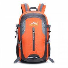 4fee5611ca04 HUWAIJIANFENG Fashion Outdoor Large Capacity Water resistant Backpack   Backpacks  Fashion  Mens  Bags