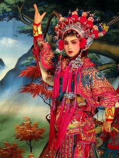 ASEAN Community Chinese opera, Bandar Seri Begawan, Brunei Darussalam
