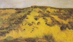Vincent van Gogh - Duinenlandschap