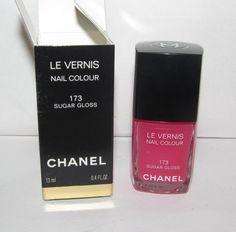 CHANEL Nail Polish - Sugar Gloss 173