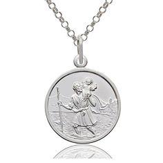 925 Sterling Silver Saint St Christopher 20mm Pendant & 2... https://www.amazon.co.uk/dp/B018WEOSGW/ref=cm_sw_r_pi_dp_x_IPAKybNCABR8A