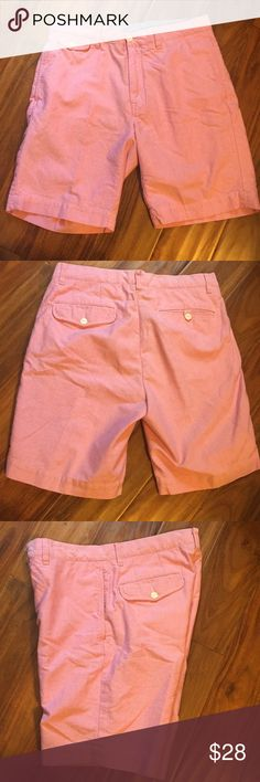 Polo Ralph Lauren Multi Big Pony Flat Front Chino Prep Shorts Lime